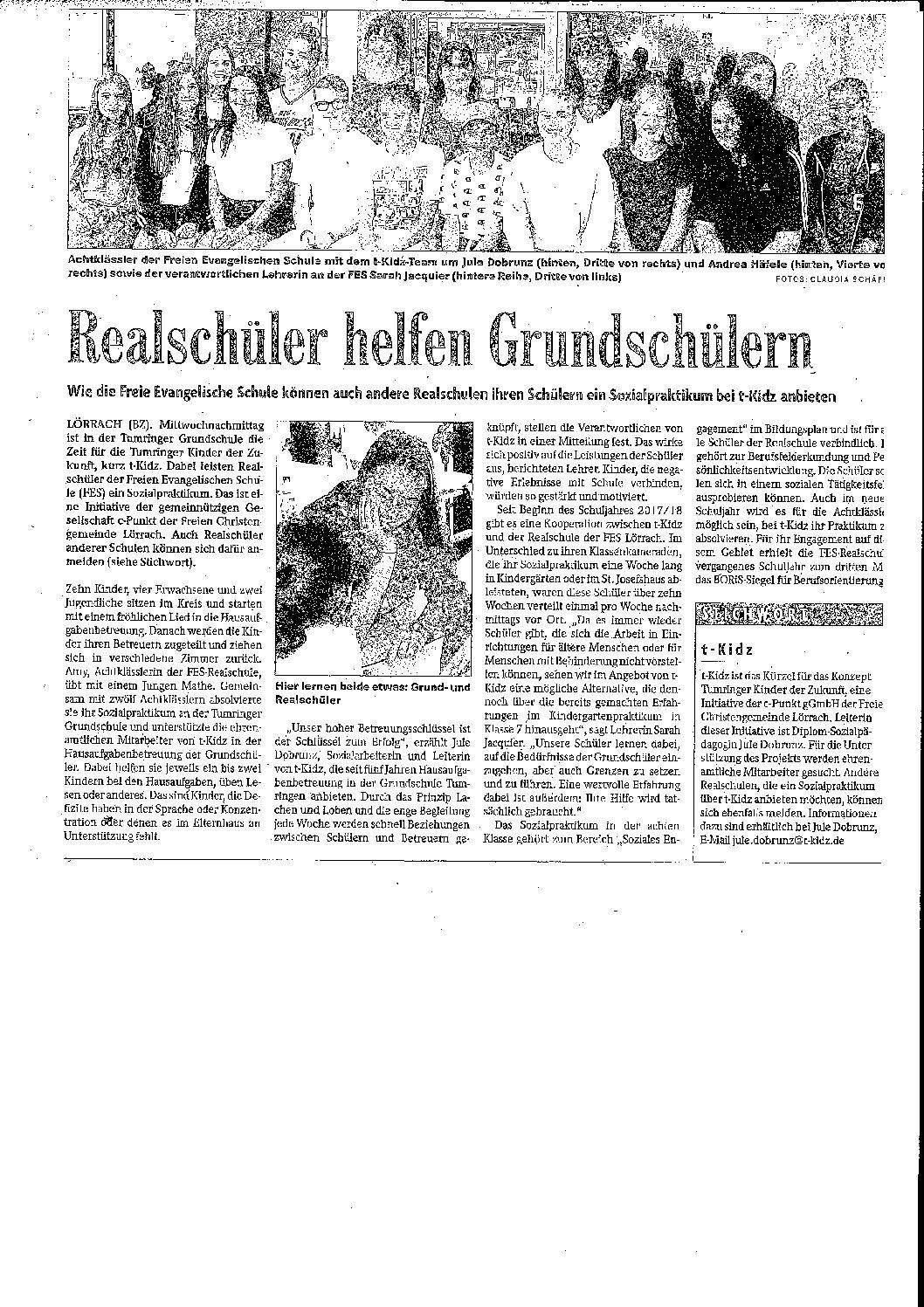 Badische Zeitung 2